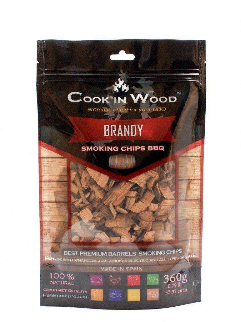 Image Smoking Chips Brandy