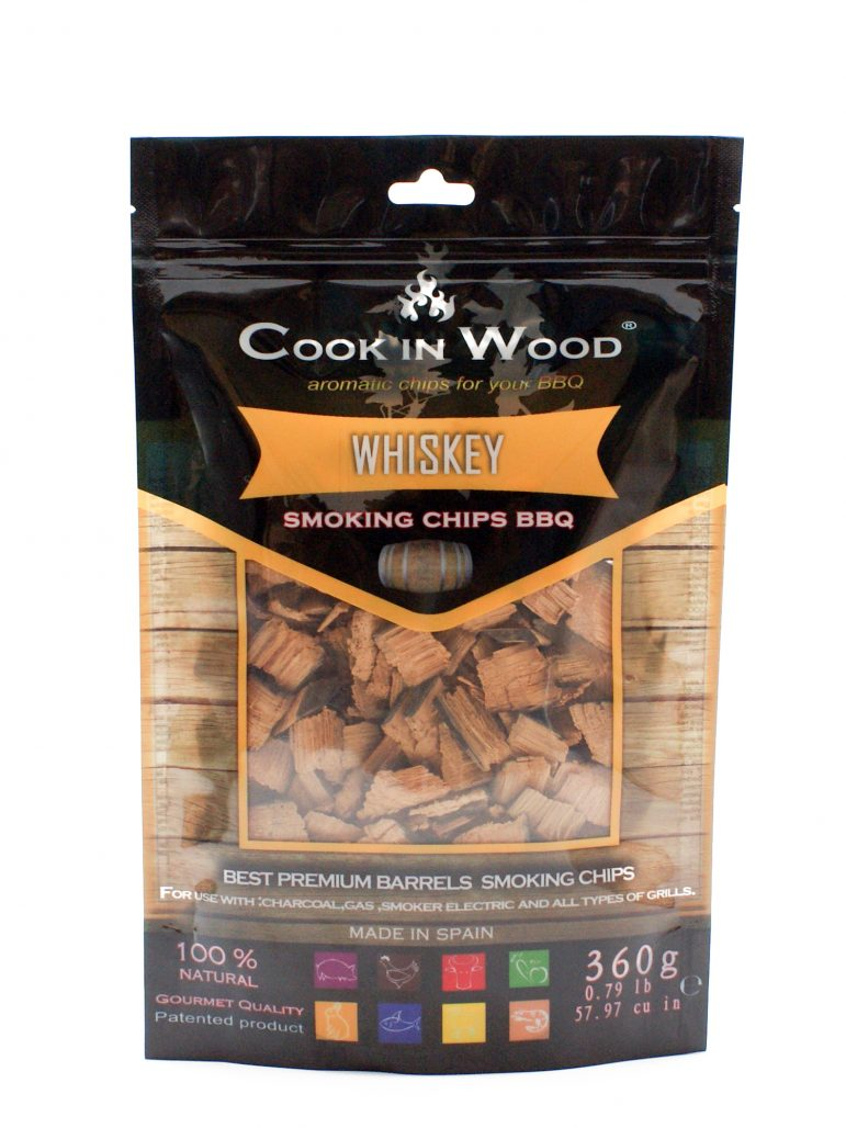 Image Smoking Chips Whiskey
