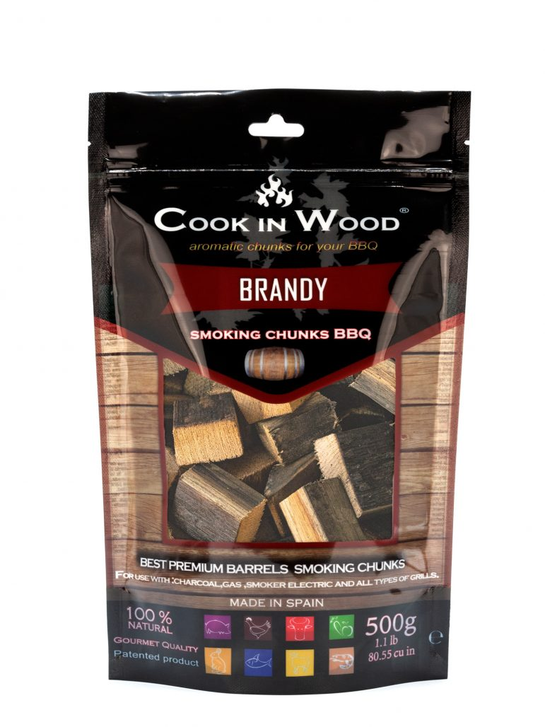 Brandy Chunks 500 Grams Image
