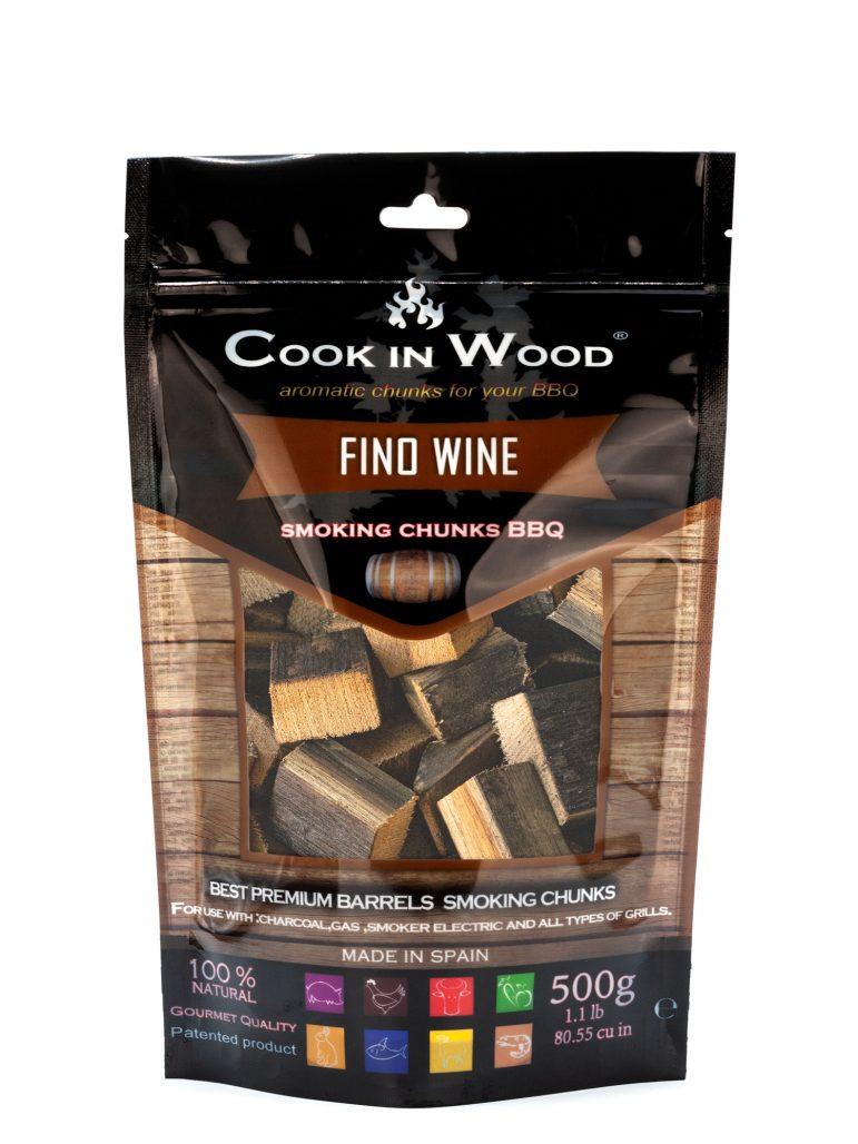 Fino Wine Chunks 500 Grams Image