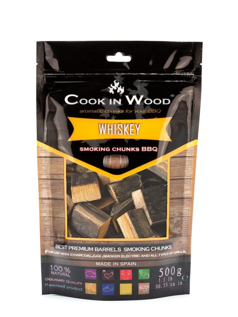 Whiskey Chunks 500 Grams Image