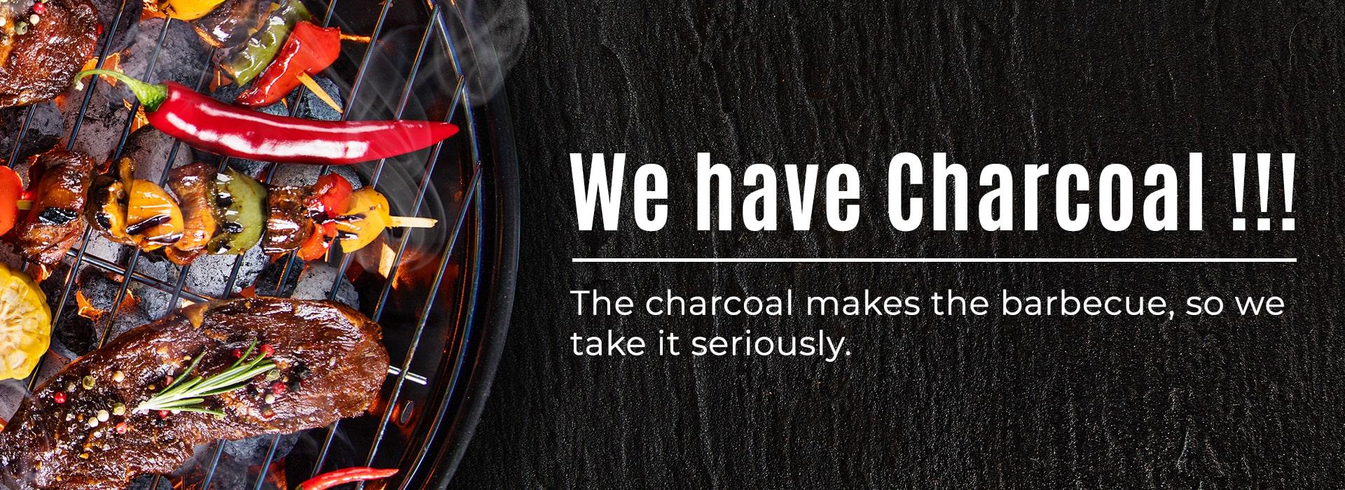 We have Charcoal Slider
