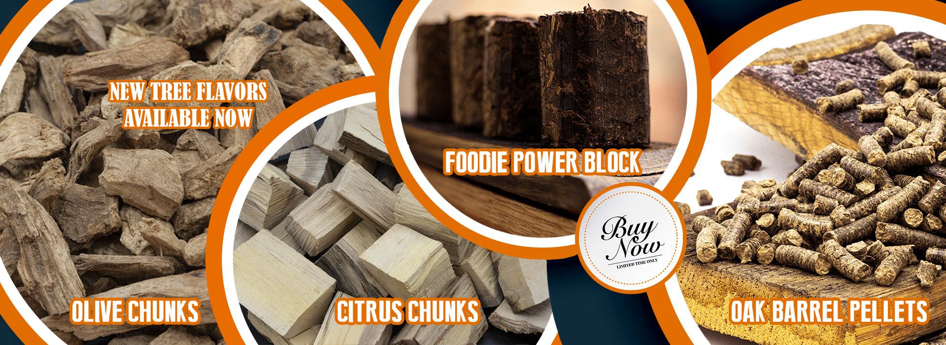 Slide One Photo foodie power block